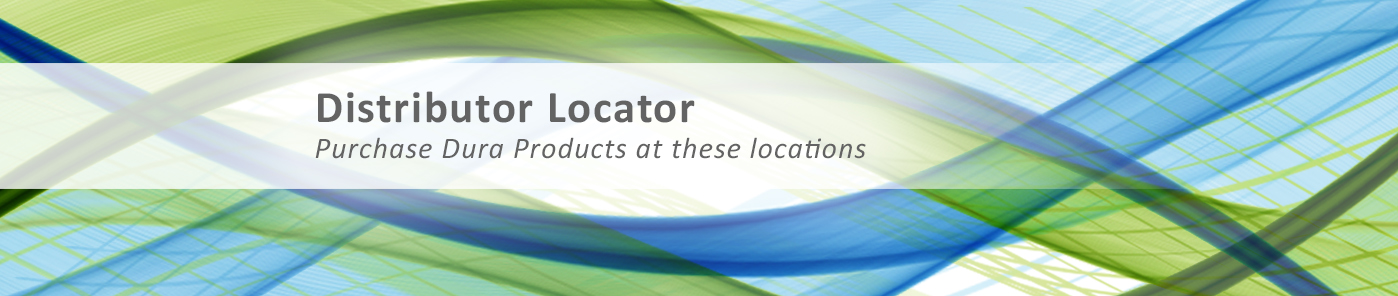 Dura Products Distributor Locator