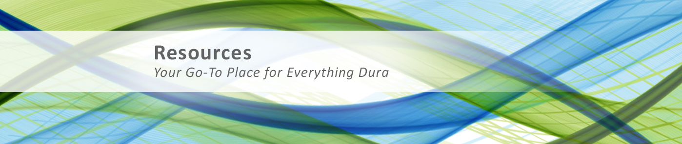 Dura Products Resources